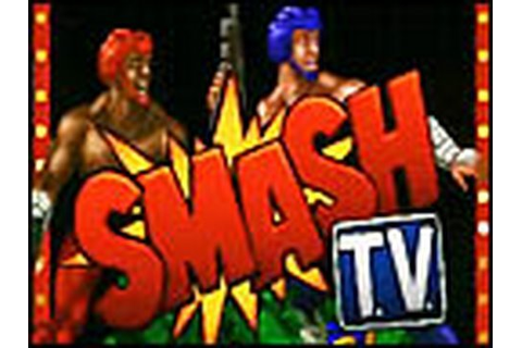 Classic Game Room HD - SMASH TV for Xbox 360 review - YouTube