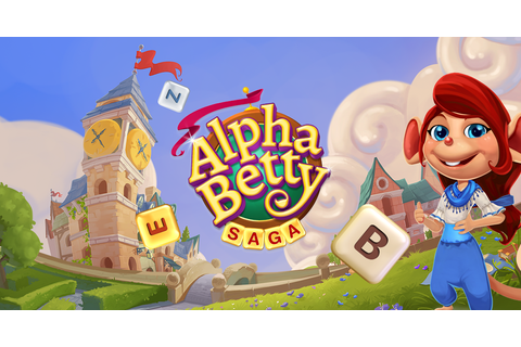 AlphaBetty Saga - Download the game at King.com