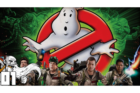 GHOSTBUSTERS: The Video Game!!! Part 1 - 1080p HD PC ...