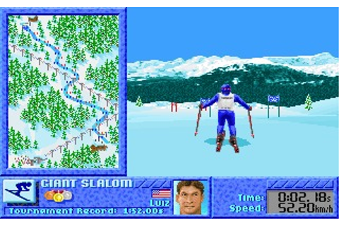 The Games: Winter Challenge (1991) by MindSpan