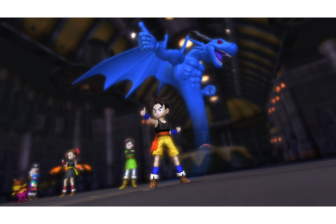 Blue Dragon (Game) | GamerClick.it
