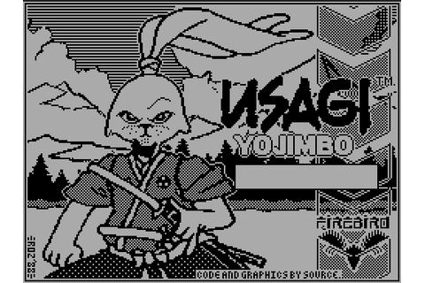 Samurai Warrior: The Battles of Usagi Yojimbo (1988) by ...