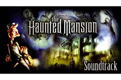 Disney's The Haunted Mansion - Video Game Soundtrack - YouTube