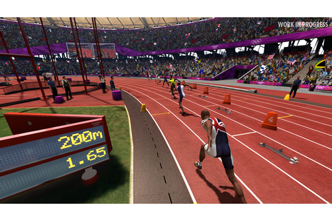 Download Any Games for free: London 2012 - The Official ...