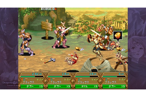 Dungeons & Dragons: Chronicles of Mystara hits Wii U this week
