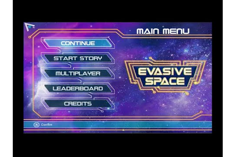 Evasive Space Wii 10 Levels Playthrough - Motion Controls ...