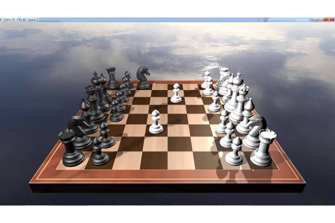 3D Chess game (OpenGL 4.0) - YouTube