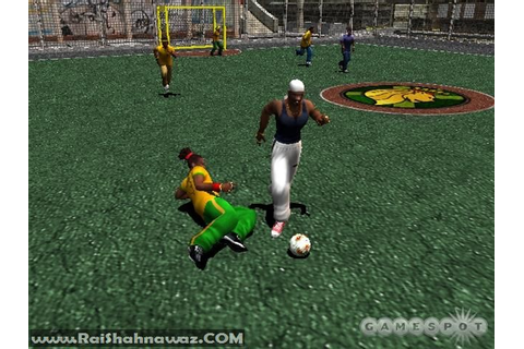 Download Urban Freestyle Soccer PC Game Free Full Version ...
