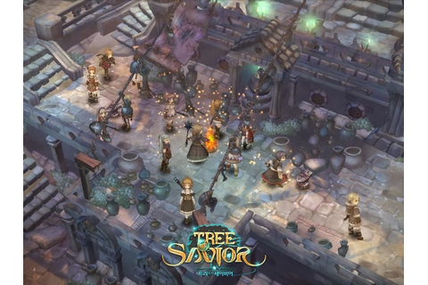 Tree of Savior Online (Preview) - Part 1 - Web Game 360
