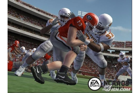 NCAA Football 08 Review - IGN