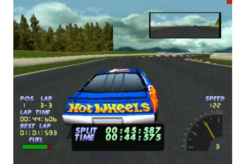 Lets play PS1 games NASCAR 98 part 5 - YouTube