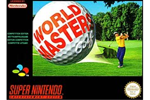 World Masters Golf - Wikipedia