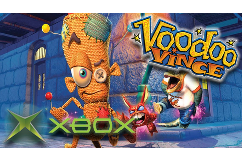 Original Xbox: Voodoo Vince Gameplay (Full Demo) - YouTube