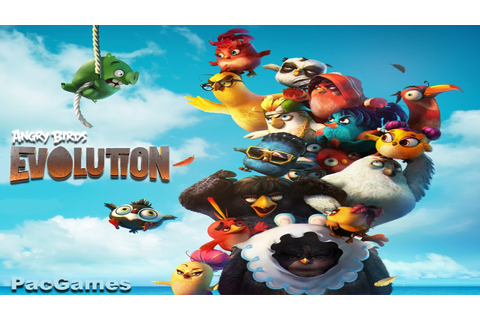 Angry Birds Evolution - New Birds / Upgrades Unlocked ...
