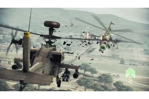 Ace Combat: Assault Horizon spews forth over 40 images ...