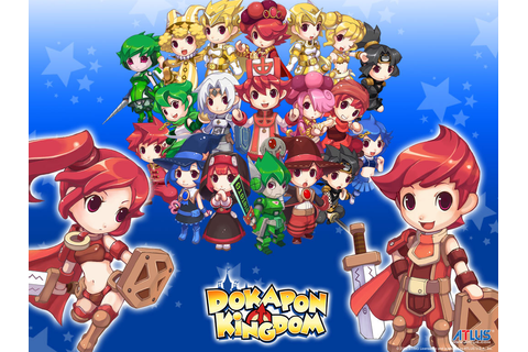 Dokapon Kingdom TCG! A new chibi adventure card game ...