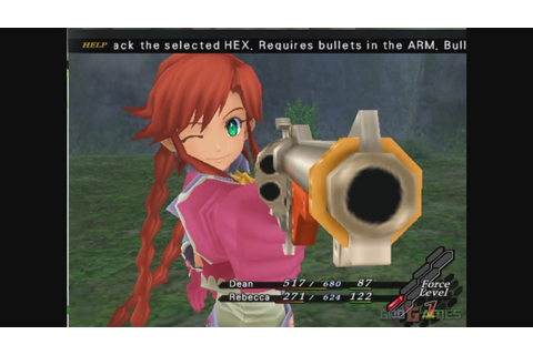 Wild Arms 5 - Gameplay PS2 HD 720P (PCSX2) - YouTube