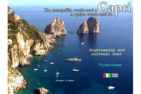 A Quiet Weekend in Capri Screenshots for Windows - MobyGames