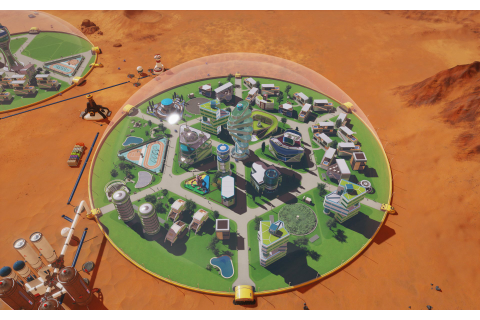 Surviving Mars for Xbox One and PC could be the grand sci ...