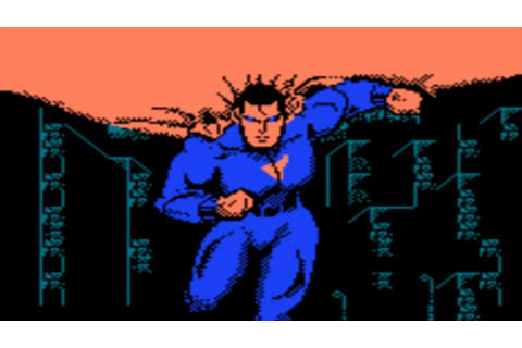 Superman (NES Sunman mod) - YouTube