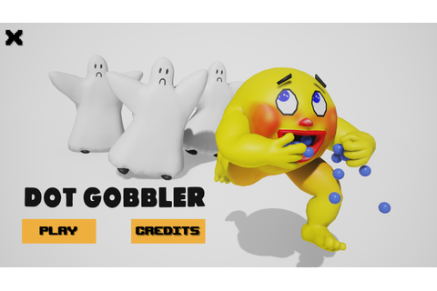 Dot Gobbler by Giraffe Cat for Wizard Jam 2016 - itch.io