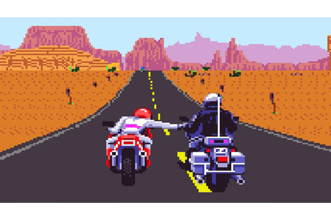 ROAD RASH 2 - Motos e Pancadaria no Mega Drive! (Road Rash ...