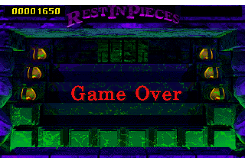Скриншоты Mystic Midway: Rest in Pieces на Old-Games.RU
