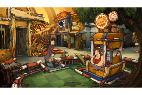 Hunting Game Dowload: Goodbye Deponia-PROPHET | 2.97 GB