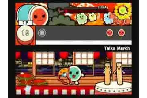 Taiko Drum Master PS2 - Carmen Prelude Hard - YouTube