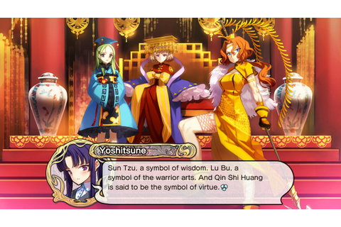[Video Game Review] Eiyuu*Senki – The World Conquest ...