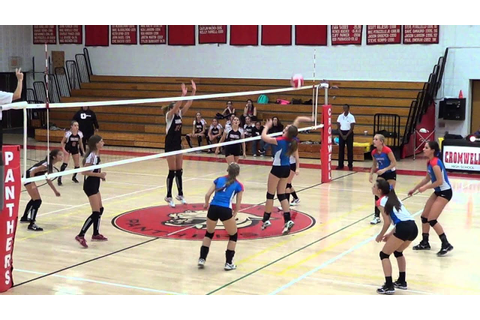 CarynVB7 - 2012 Connecticut Class S Volleyball Game ...