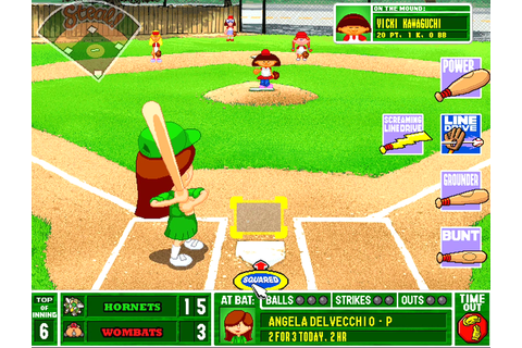 Backyard Baseball 2001 Download Game | GameFabrique