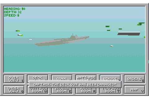 Download Das Boot: German U-Boat Simulation - My Abandonware
