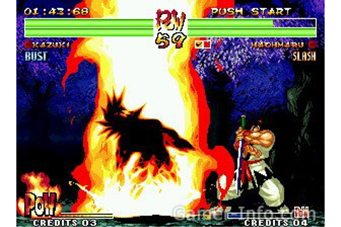 Samurai Shodown IV: Amakusa's Revenge (1996 video game)