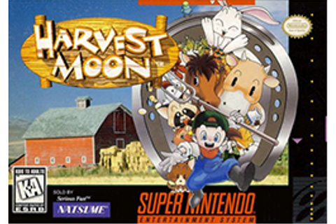 Harvest Moon (video game) - Wikipedia
