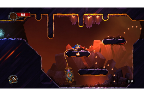 Chariot from Frima Studios is a co-op adventure platformer ...