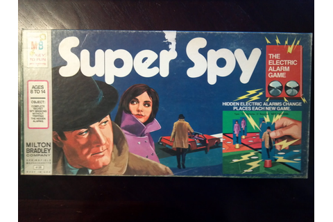 Super Spy | A Board Game A Day