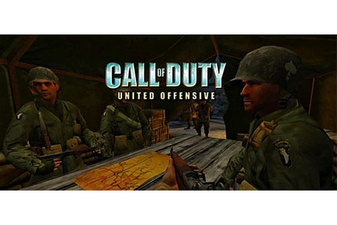 Save for Call of Duty: United Offensive | Saves For Games