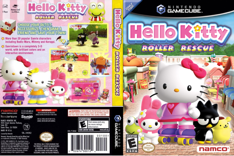 GH6EAF - Hello Kitty: Roller Rescue