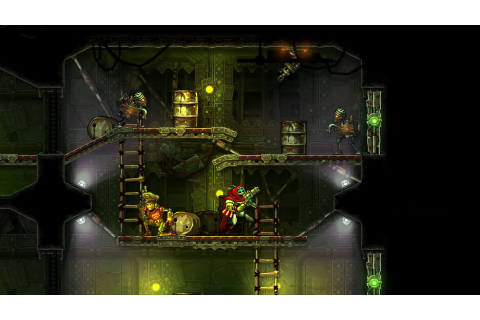 Download SteamWorld Heist: The Outsider Full PC Game