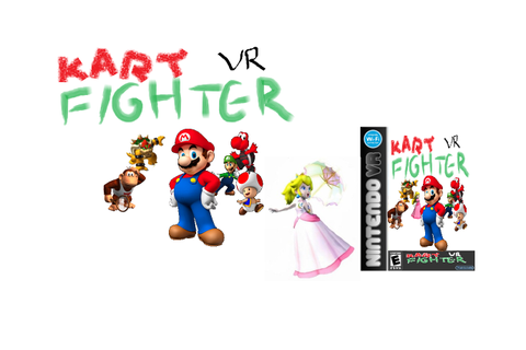 Kart Fighter VR - Fantendo, the Nintendo Fanon Wiki ...