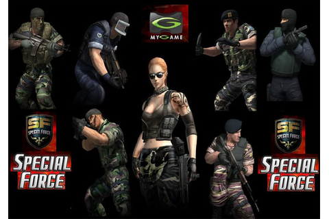 Special Force Online ~ MMO Game Zone