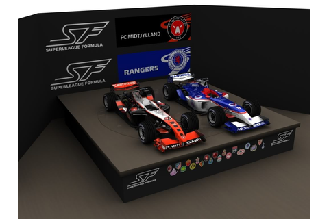 Superleague Formula Fantasy Pack --- Released!!! [New Link!]