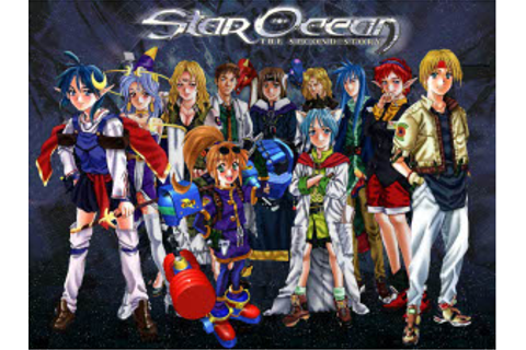 Star Ocean: The Second Story (Video Game) - TV Tropes