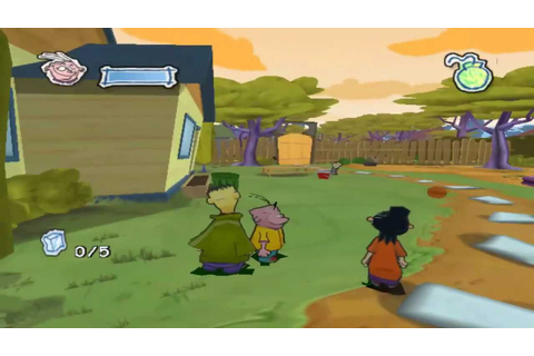 Ed Edd n Eddy The Mis-Edventures 100% Walkthrough Part #1 ...