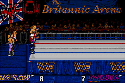 Download WWF European Rampage Tour - My Abandonware
