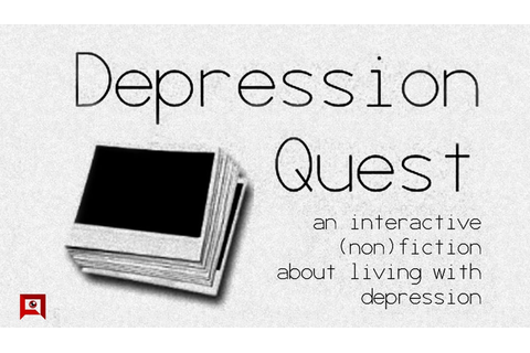 REVIEW: Depression Quest - Exposed Magazine