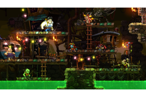 SteamWorld Dig 2 Review (Switch)