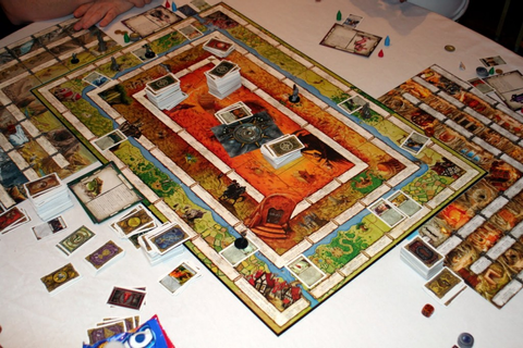 Talisman: The Best Damn Board Game Of All Time | THE ...