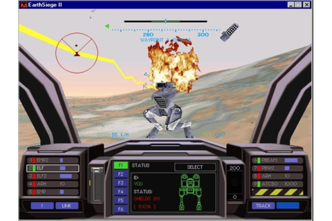 Earthsiege 2 (1996) - PC Review and Full Download | Old PC ...